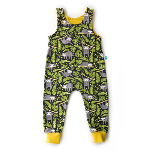 Sloth Dungarees