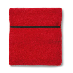 Fleece Hottle Personal Warmer - Red