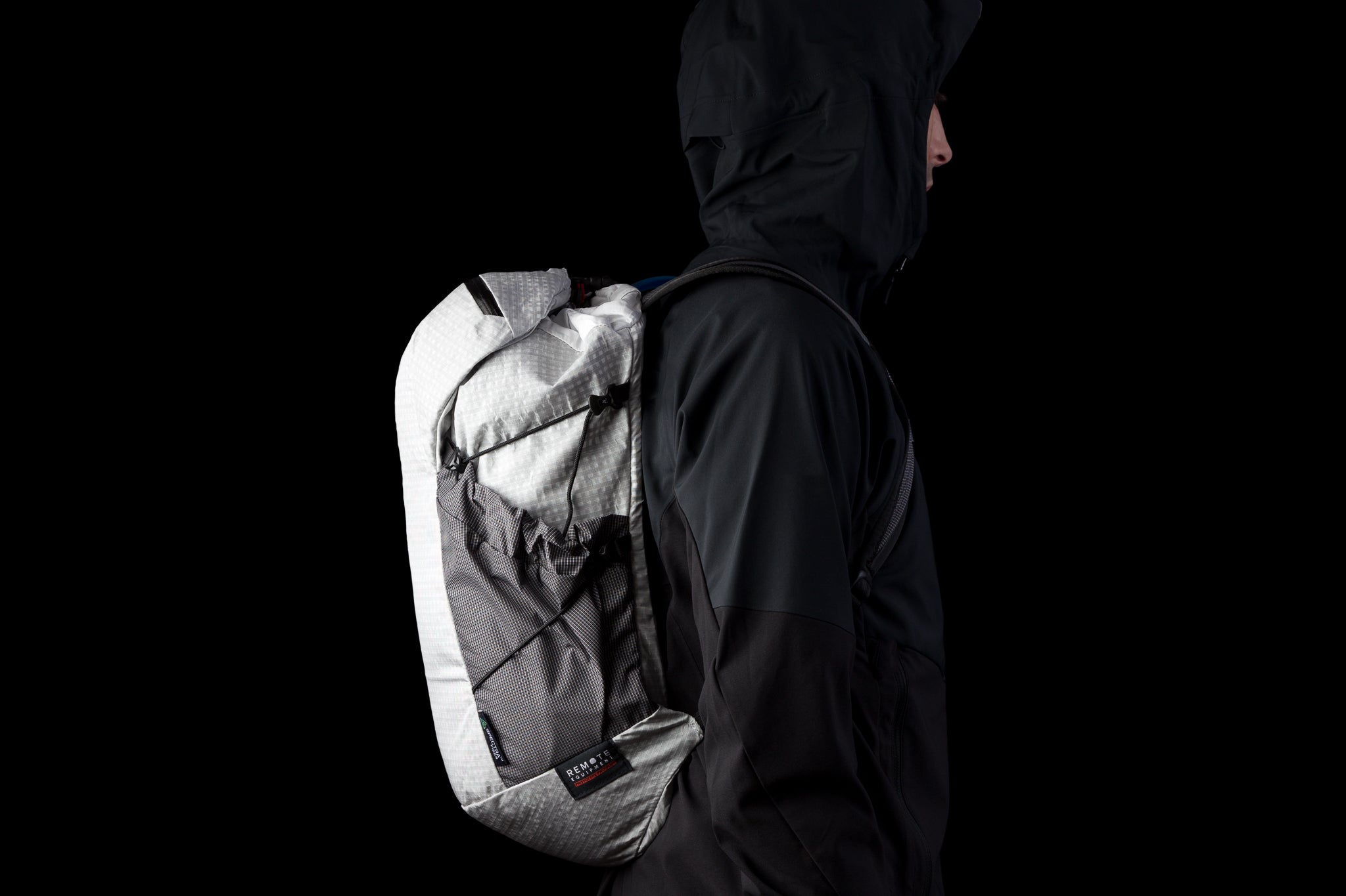 Spectra fiber backpack