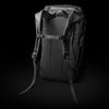Breathable back panel ALPHA 31 roll top backpack