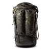 Front of ALPHA 31 roll top backpack in dark Multicam X-PAC