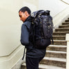 Alpha 31 roll top backpack with dark multicam X-PAC