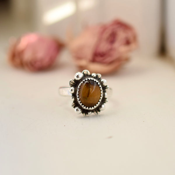 Forest Floor Ring Size 8