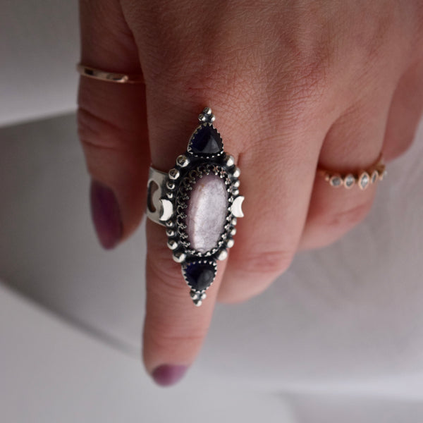 Royal Lavender Ring size 6