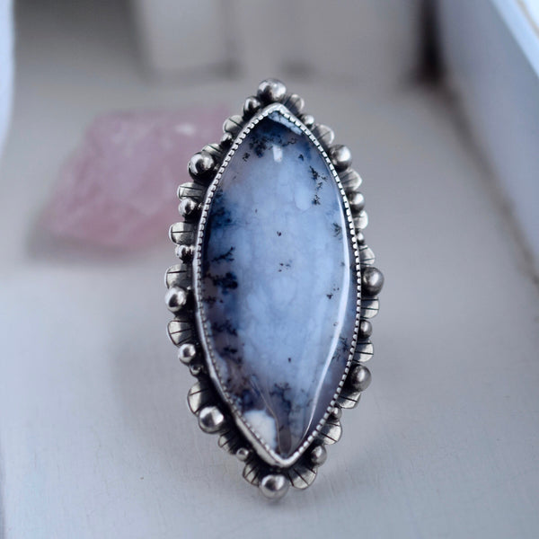 Frozen Depths Ring size 9.5