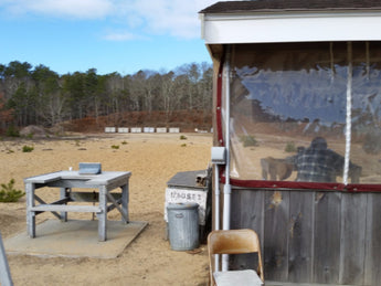 100 Yard CMP Rifle Range