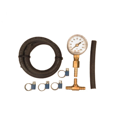 Regulator Pressure Testing Kit