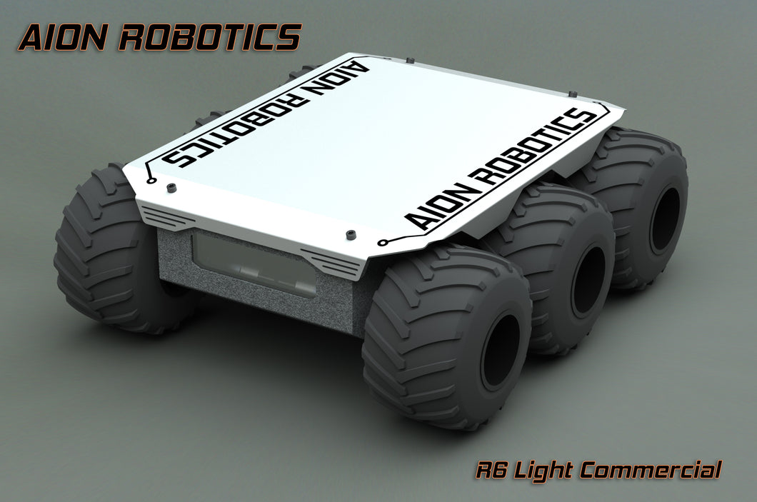R6 Light Commercial Rover