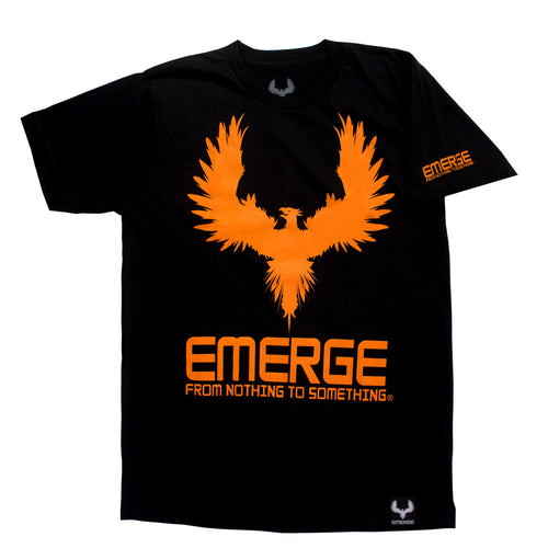 Emerge Orange Logo