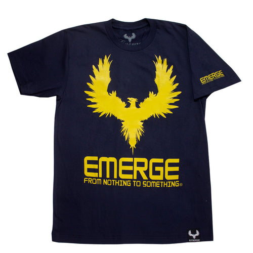 Emerge Navy Logo