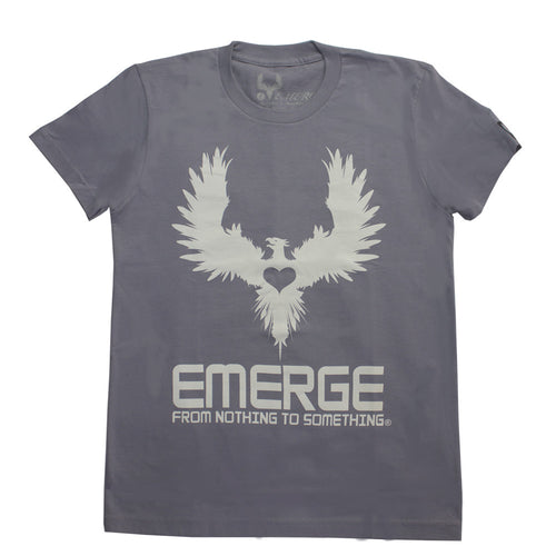 Emerge Gray Logo