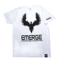 Emerge White Logo