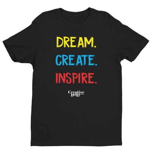 Dream Create Inspire (Unisex)