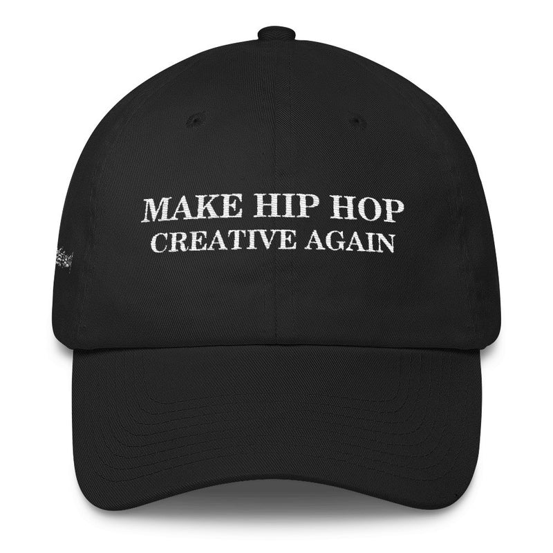 Make Hip Hop Creative Again