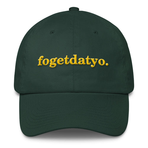 Simply... fogetdatyo.