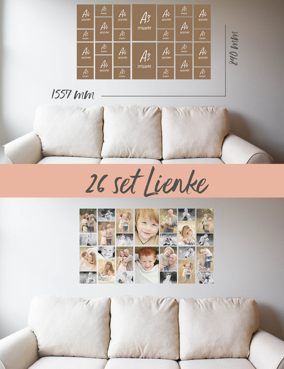 Story Wall Collage | Lienke | 26 Set