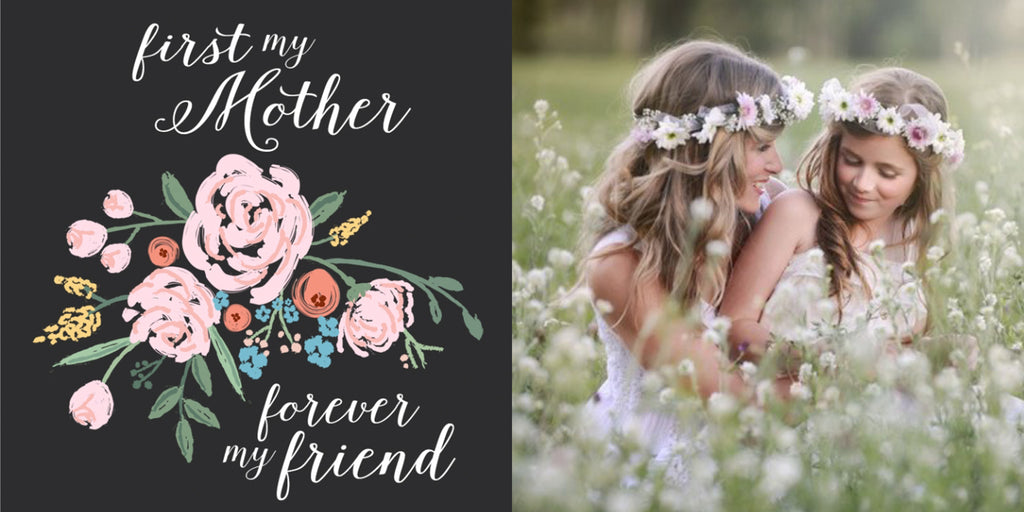 200X400 | MOM | FOREVER MY FRIEND