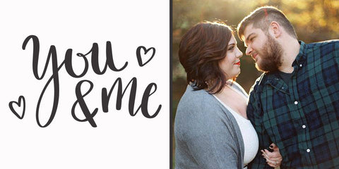 200x400 | LOVE | You & Me