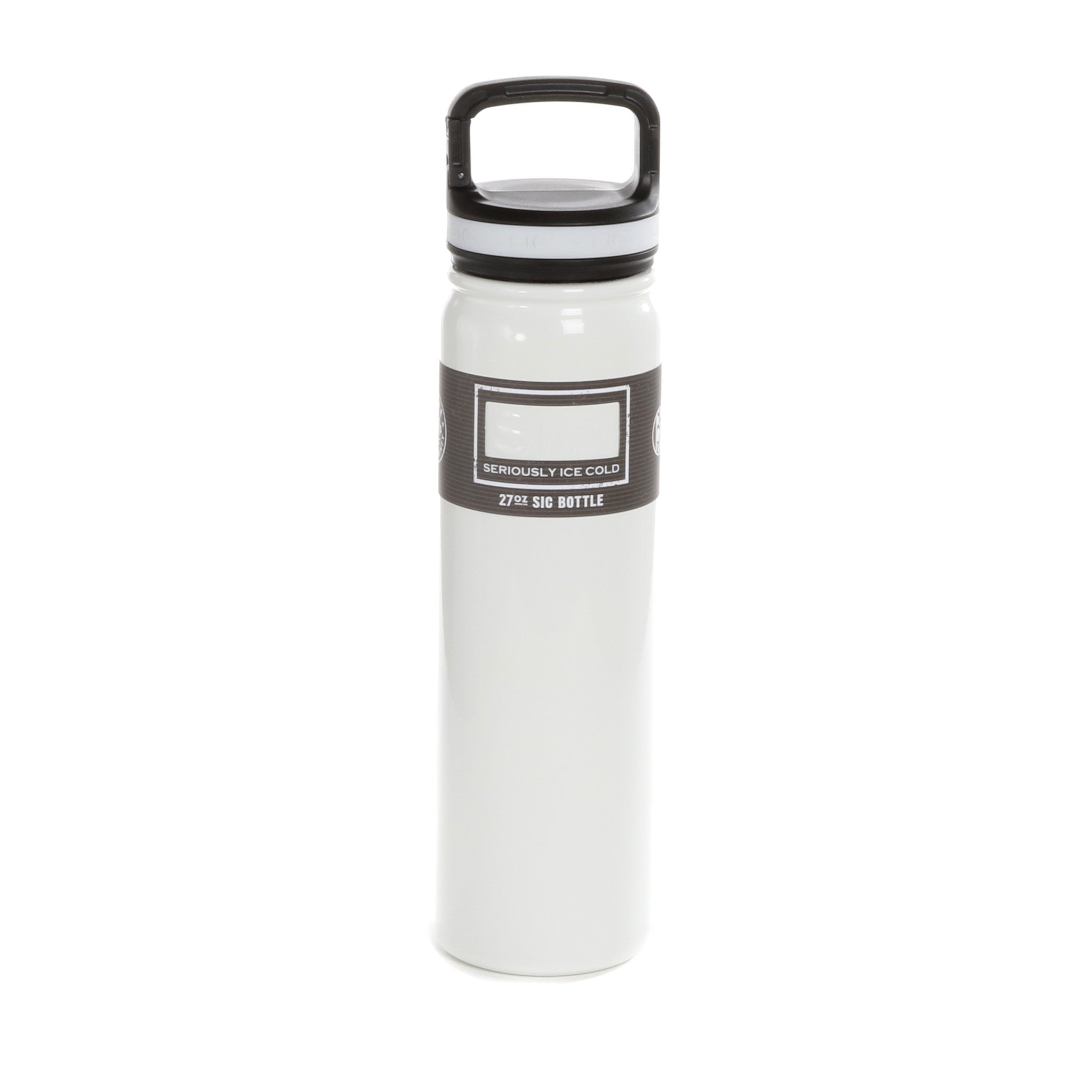 27oz Ice White SIC Bottle