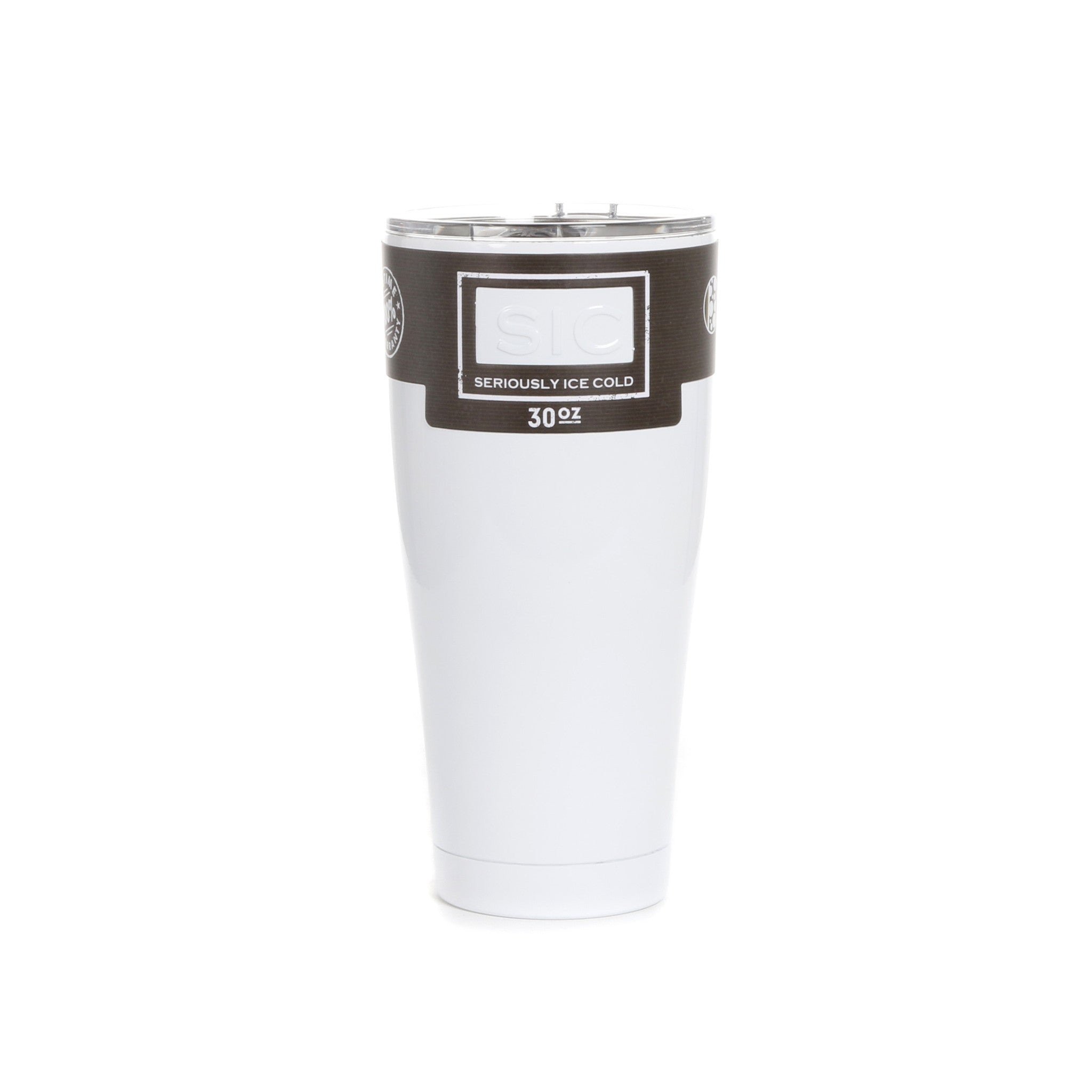 30 Oz. Ice White SIC Tumbler
