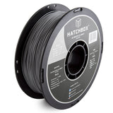 —SILVER— HATCHBOX 3D PLA-1KG1.75-SLV PLA 3D Printer Filament, 1 kg Spool, 1.75 mm