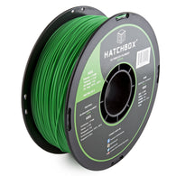 ***   GREEN   *** HATCHBOX 3D ABS-1KG1.75-GRN ABS 3D Printer Filament, Dimensional Accuracy +/- 0.05 mm, 1 kg Spool, 1.75 mm, Green