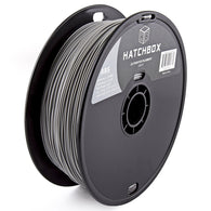 *** COOL GREY *** HATCHBOX 3D ABS-1KG1.75-CG6C ABS 3D Printer Filament, Dimensional Accuracy +/- 0.05 mm, 1 kg Spool, 1.75 mm, Gray