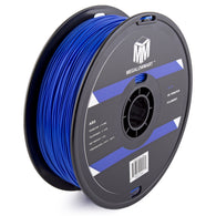 ***   BLUE   *** MEGALOWMART ABS, 1.75MM, Dimensional Accuracy +/- 0.05 mm, 1 kg Spool, 1.75 mm