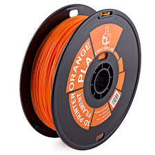 ***   Orange   *** CREATION LABS PLA, 1.75MM, Dimensional Accuracy +/- 0.05 mm, 1 kg Spool, 1.75 mm