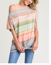 Rainbow Sherbet Top
