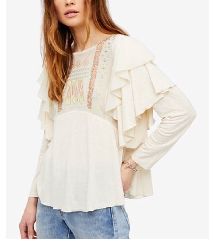 Free People Layer Sleeve
