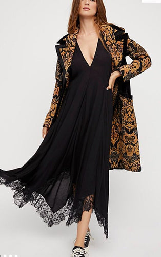 Free People Slip Girl Maxi