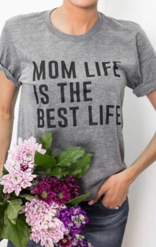 Ily Couture Mom's Life Tee