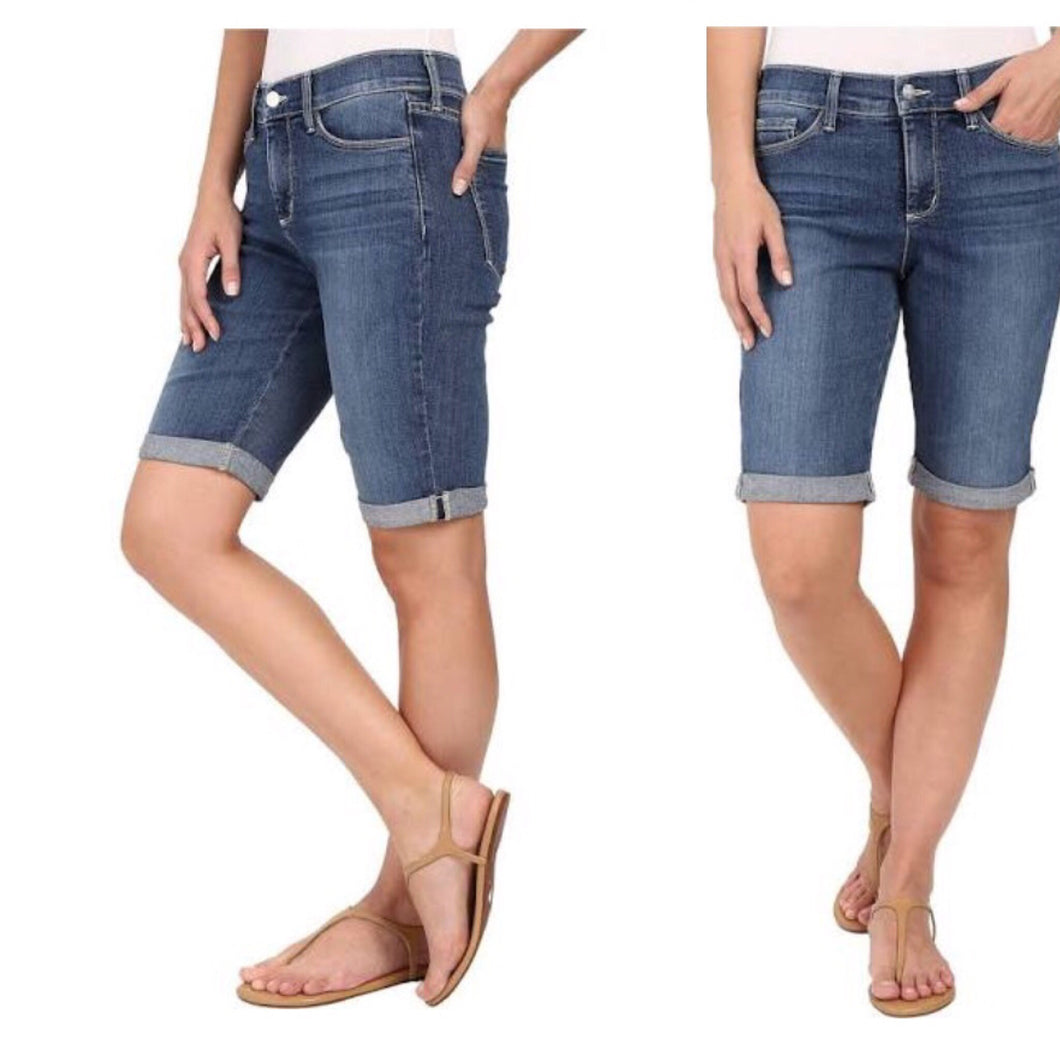 NYDJ Denim Walking Shorts