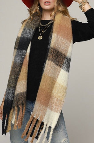 Large Fleece Scarf