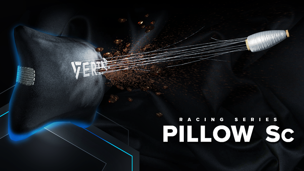 NEW PRODUCT: Racing Series Pillow Sc