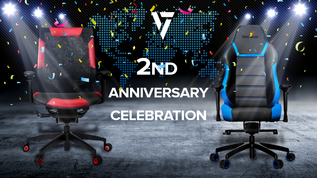 Vertagear 2nd Anniversary Celebration