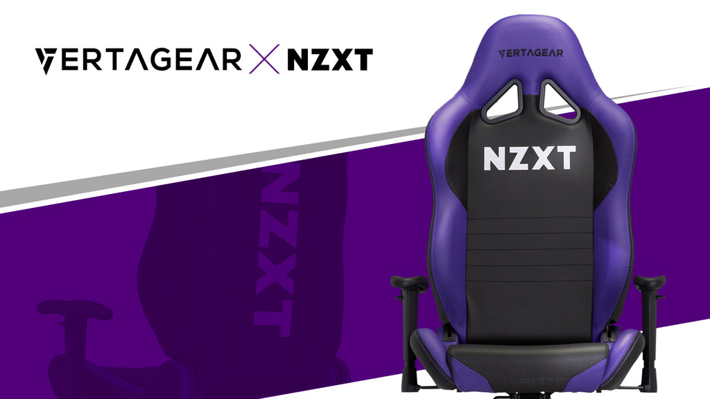 Vertagear Announces Nzxt Special Edition Gaming Chair