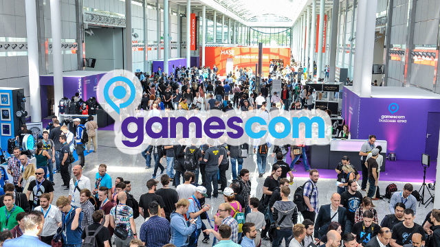 Gamescom is smashing it this year, and we're there!