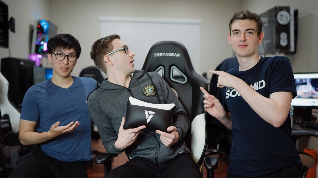 New Partnership, New Gaming Chairs with Team SoloMid