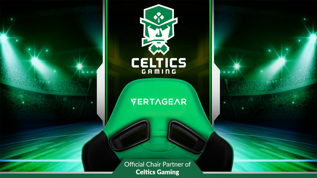 Celtics Crossover Gaming x Vertagear