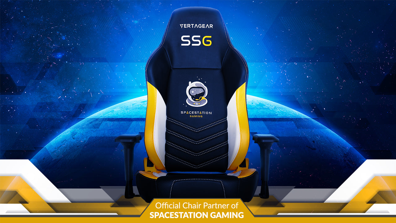 Vertagear Partners With Spacestation Gaming