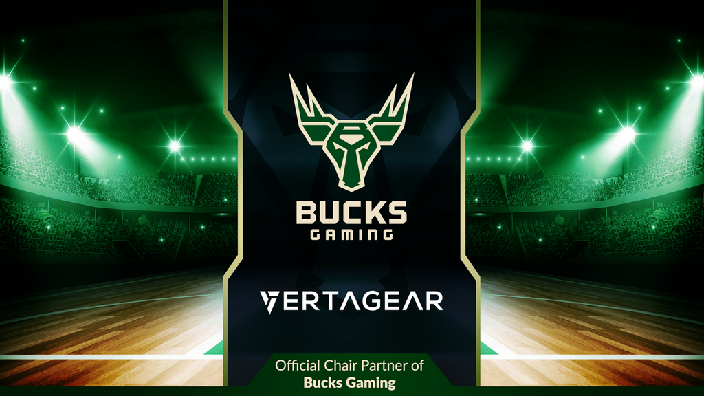 Vertagear x Milwaukee Bucks Gaming