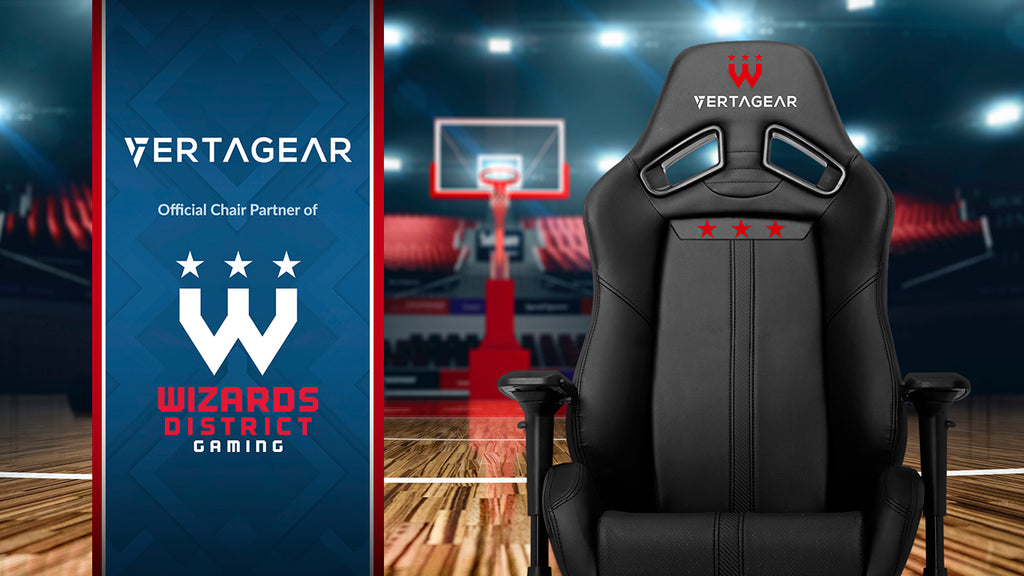 NBA 2K with Wizards District Gaming – Vertagear