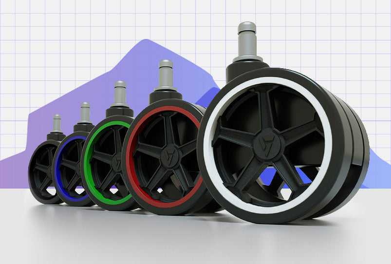 Penta RS1 Casters