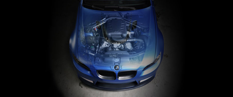 BMW (E9X) M3 Supercharger (2008-2013)
