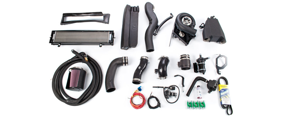 porsche 996 carerra 911 supercharger kit