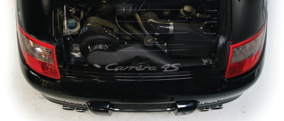 supercharged porsche c4s 997 supercharger kit