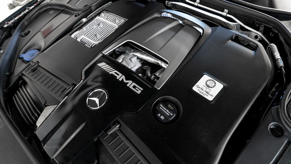 Mercedes AMG M177 motor for s63 amg tuned by vf engineering