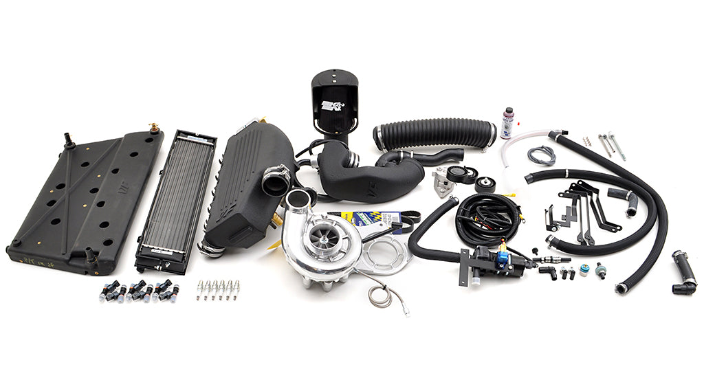 BMW (E46) M3 Supercharger (2001-2006) - VFE1